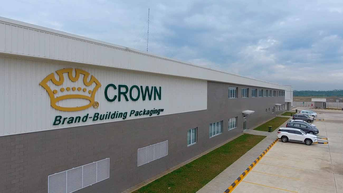 Crown Holding