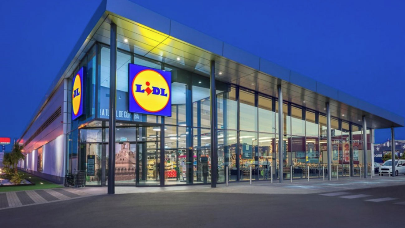 Lidl Dillon led arrasa ventas